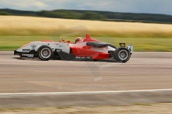 © Octane Photographic 2010. British F3 – Thruxton . Oliver Webb - Fortec Motorsport. 7th August 2010. Digital Ref : CB1D9211