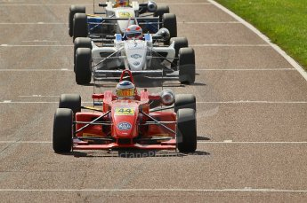 © Octane Photographic 2010. British F3 – Thruxton .  James Cole - T-Sport. 8th August 2010. Digital Ref : CB1D9417