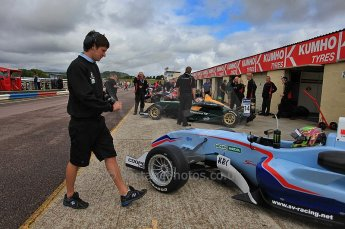 © Octane Photographic 2010. British F3 – Thruxton . Adderly Fong - Sino Vision Racing. 7th August 2010. Digital Ref : CB5D7389