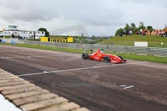© Octane Photographic 2010. British F3 – Thruxton . James Cole - T-Sport. 7th August 2010. Digital Ref : CB5D3779