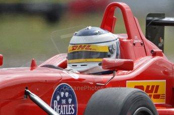 © Octane Photographic 2010. British F3 – Thruxton . James Cole - T-Sport. 7th August 2010. Digital Ref : CB7D8465