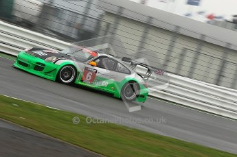 © Octane Photographic 2010. British GT Championship, Silvertstone, 14th August 2010. Digital ref : 0034cb1d0001
