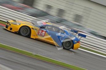 © Octane Photographic 2010. British GT Championship, Silvertstone, 14th August 2010. Digital ref : 0034cb1d0096