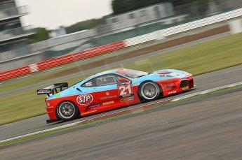 © Octane Photographic 2010. British GT Championship, Silvertstone, 14th August 2010. Digital ref : 0034cb1d0829