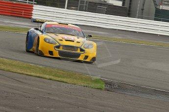 © Octane Photographic 2010. British GT Championship, Silvertstone, 14th August 2010. Digital ref : 0034cb1d0881