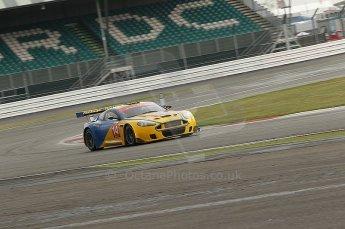 © Octane Photographic 2010. British GT Championship, Silvertstone, 14th August 2010. Digital ref : 0034cb1d0921