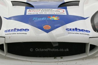 © Octane Photographic 2010. British GT Championship, Silvertstone, 14th August 2010. Digital ref : 0034cb1d1066
