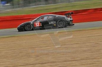 © Octane Photographic 2010. British GT Championship, Silvertstone, 14th August 2010. Digital ref : 0034cb1d2241