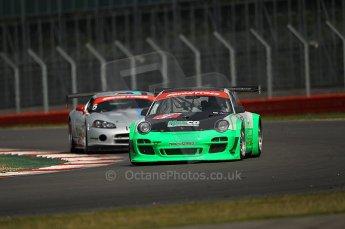 © Octane Photographic 2010. British GT Championship, Silvertstone, 15th August 2010. Digital ref : 0034cb1d2886