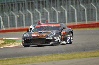© Octane Photographic 2010. British GT Championship, Silvertstone, 15th August 2010. Digital ref : 0034cb1d2903