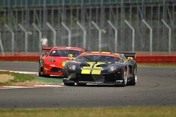 © Octane Photographic 2010. British GT Championship, Silvertstone, 15th August 2010. Digital ref : 0034cb1d2959