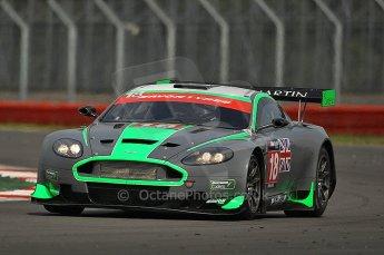 © Octane Photographic 2010. British GT Championship, Silvertstone, 15th August 2010. Digital ref : 0034cb1d2960
