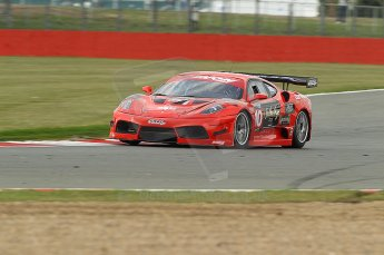 © Octane Photographic 2010. British GT Championship, Silvertstone, 15th August 2010. Digital ref : 0034cb1d3184