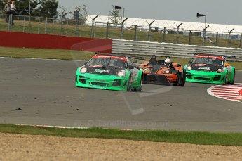 © Octane Photographic 2010. British GT Championship, Silvertstone, 15th August 2010. Digital ref : 0034cb1d3209
