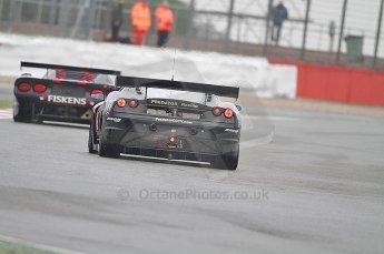 © Octane Photographic 2010. British GT Championship, Silvertstone, 14th August 2010. Digital ref : 0034cb7d0223