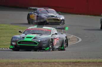 © Octane Photographic 2010. British GT Championship, Silvertstone, 14th August 2010. Digital ref : 0034cb7d1483