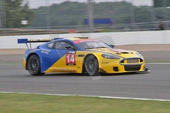 © Octane Photographic 2010. British GT Championship, Silvertstone, 15th August 2010. Digital ref : 0034CB7D1604