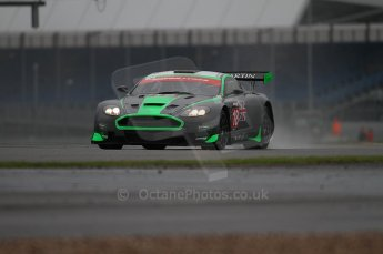 © Octane Photographic 2010. British GT Championship, Silvertstone, 14th August 2010. Digital ref : 0034cb7d9986
