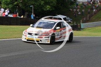 © Octane Photographic Ltd. 2010. British Touring Car Championship – Oulton Park. Saturday 5th June 2010. Digital Ref : 0125CB7D4586