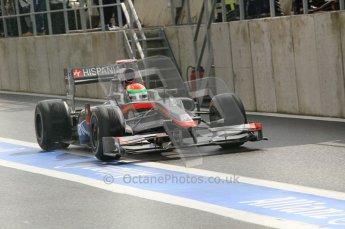 © Octane Photographic 2010. 2010 F1 Belgian Grand Prix, Friday August 27th 2010. Digital Ref : CB1D1516