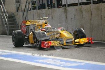© Octane Photographic 2010. 2010 F1 Belgian Grand Prix, Friday August 27th 2010. Digital Ref : 0030CB1D1598