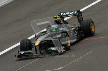 © Octane Photographic 2010. 2010 F1 Belgian Grand Prix, Saturday August 28th 2010. Digital Ref : 0030LW7D1329
