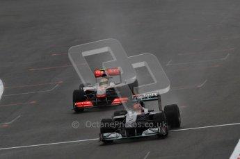 © Octane Photographic 2010. 2010 F1 Belgian Grand Prix, Saturday August 28th 2010. Digital Ref : 0030LW7D1569