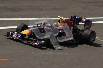© Octane Photographic 2010. 2010 F1 Belgian Grand Prix, Saturday August 28th 2010. Digital Ref : 0030LW7D1838