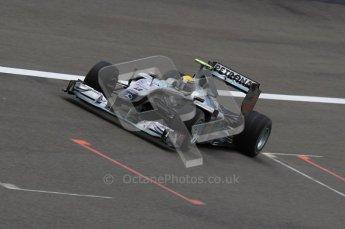© Octane Photographic 2010. 2010 F1 Belgian Grand Prix, Saturday August 28th 2010. Digital Ref : 0030LW7D2040