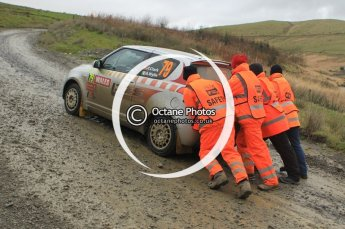 © North One Sport Limited 2010/ Octane Photographic Ltd. 2010 WRC Great Britain, Rally Great Britain SS3. Friday 12th November 2010. Digital ref : 0116LW1D3018