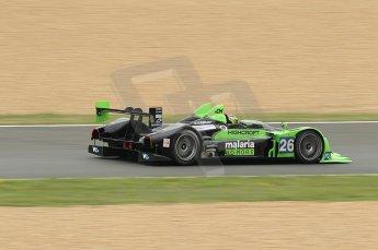 2010 Le Mans, Saturday June 12th 2010. Chapelle/Tertre Rouge. Digital Ref : LW40D3407