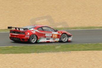 2010 Le Mans, Saturday June 12th 2010. Chapelle/Tertre Rouge. Digital Ref : LW40D3498