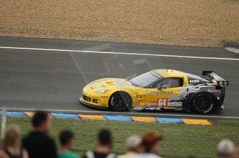2010 Le Mans, Saturday June 12th 2010. Chapelle. Digital Ref : CB1D3578