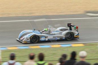 2010 Le Mans, Saturday June 12th 2010. Chapelle. Digital Ref : CB1D3830