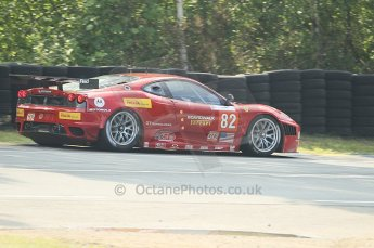 2010 Le Mans, Saturday June 12th 2010. Mulsanne Corner. Digital Ref : CB1D4041