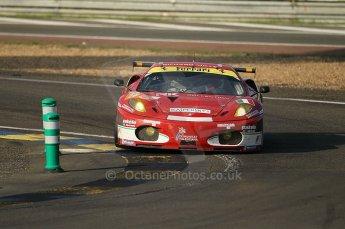 2010 Le Mans, Saturday June 12th 2010. Arnage Corner. Digital Ref : CB1D4170