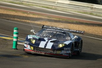 2010 Le Mans, Saturday June 12th 2010. Arnage Corner. Matech Racing - Thimas Mutsch, Romain Grosjean, Jonathan Hirschi. Digital Ref : CB1D4205