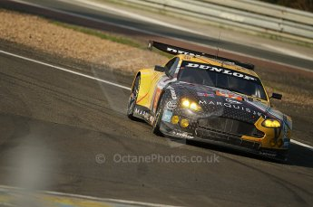 2010 Le Mans. Arnage Corner. Digital Ref : CB1D4360
