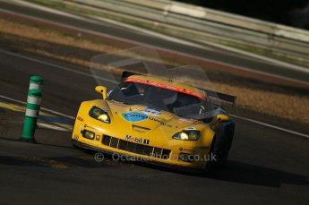 2010 Le Mans. Arnage Corner. Digital Ref : CB1D4366