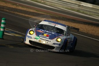 2010 Le Mans. Arnage Corner. Digital Ref : CB1D4375