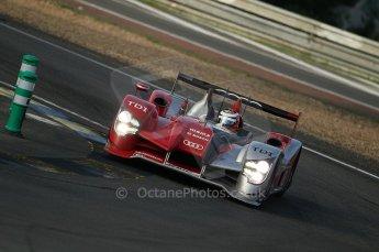 2010 Le Mans. Arnage Corner. Digital Ref : CB1D4459