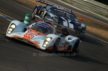 2010 Le Mans. Arnage Corner. Digital Ref : CB1D4471