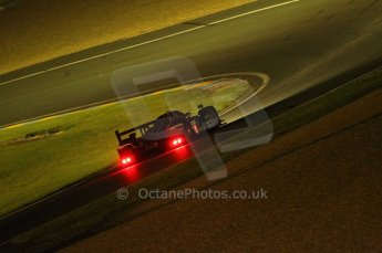 2010 Le Mans, Saturday June 12th 2010. Chapelle/Tertre Rouge at night. Digital Ref : CB1D4722