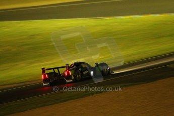 2010 Le Mans, Saturday June 12th 2010. Chapelle/Tertre Rouge at night. Digital Ref : CB1D4843