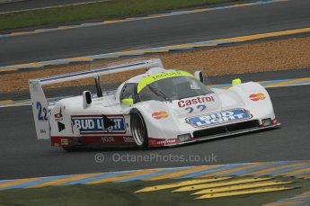 2010 Le Mans Group.C support race, Saturday June 12th 2010. Dunlop Chichane. Digital ref : LW40D3324
