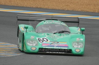 2010 Le Mans Group.C support race, Saturday June 12th 2010. Dunlop Chichane. Digital ref : LW40D3339