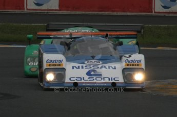 2010 Le Mans Group.C support race. Dunlop Chichane. Digital Ref : LW40D3419