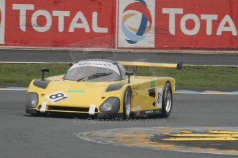 2010 Le Mans Group.C support race. Dunlop Chichane. Digital Ref : LW40D3431