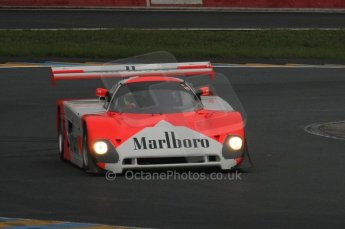 2010 Le Mans Group.C support race. Dunlop Chichane. Digital Ref : LW40D3442