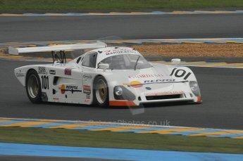 2010 Le Mans Group.C support race. Dunlop Chichane. Digital Ref : LW40D3446